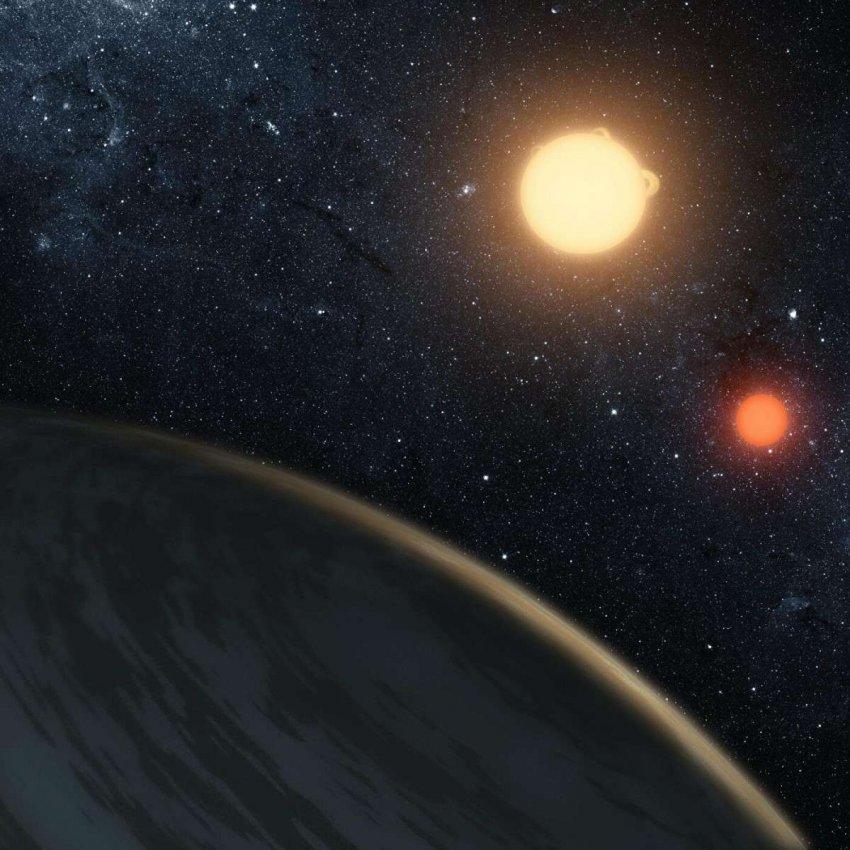 Когда одной звезды недостаточно: может ли Солнце быть двойной звездой?