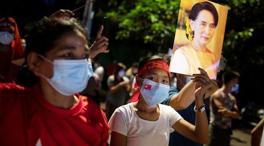 Суд над Аун Сан Су Чжи: как судебная система Мьянмы настроена против свергнутого лидера