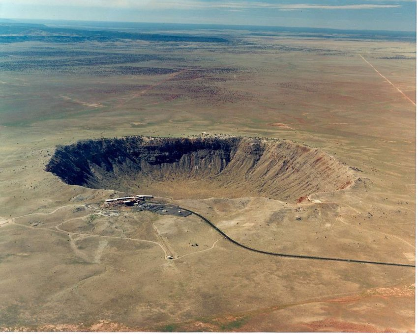 Тайна кратера дьявола: почему ученые так долго искали происхождение гигантской ямы в Аризоне?