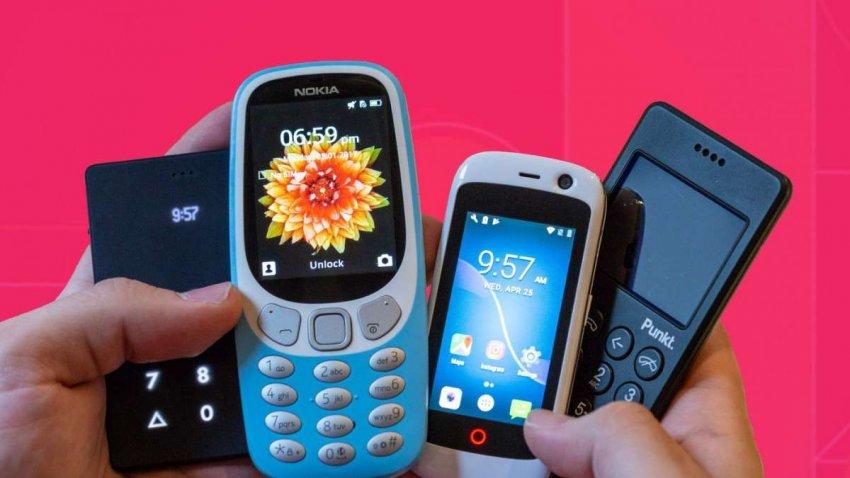 Кнопочные мобильные телефоны. Топ лучших предложений