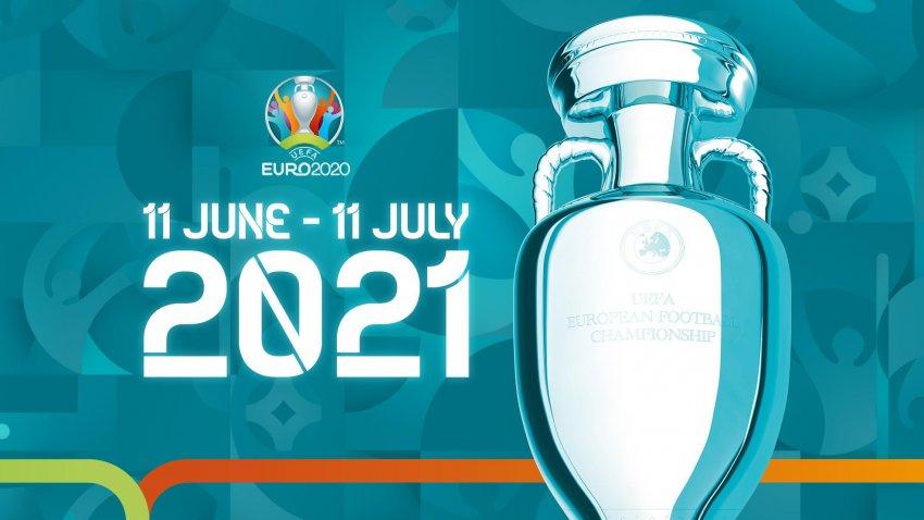 Календарь чемпионата Европы по футболу на июнь — июль 2021 года