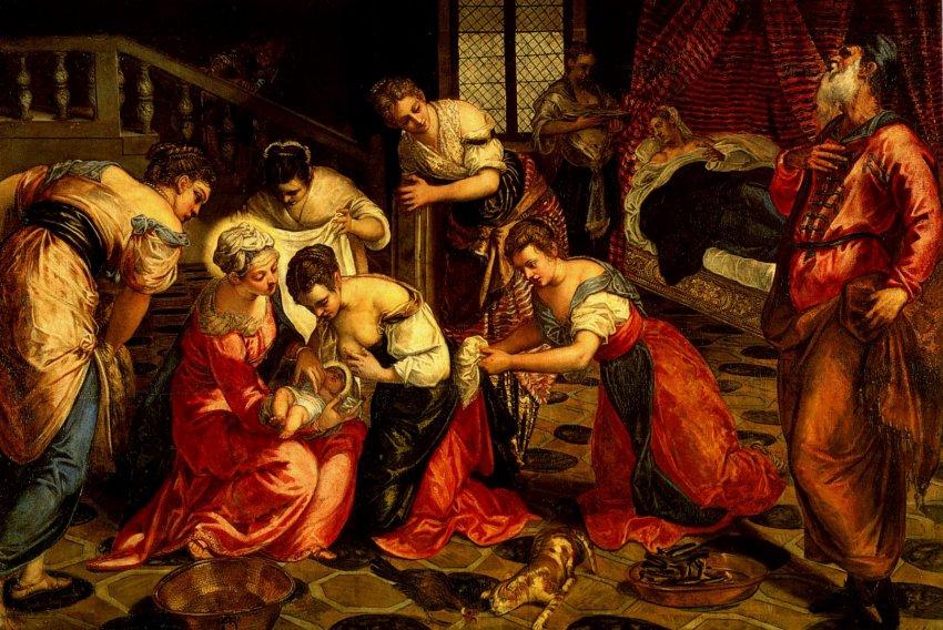 Католическое Рождество Иоанна Крестителя православные отмечают 24 июня