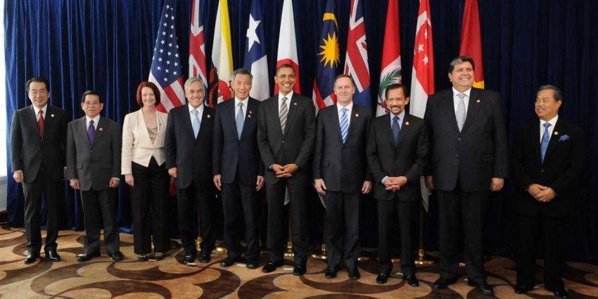 Великобритания планирует присоединиться к торговому соглашению в Тихоокеанском регионе