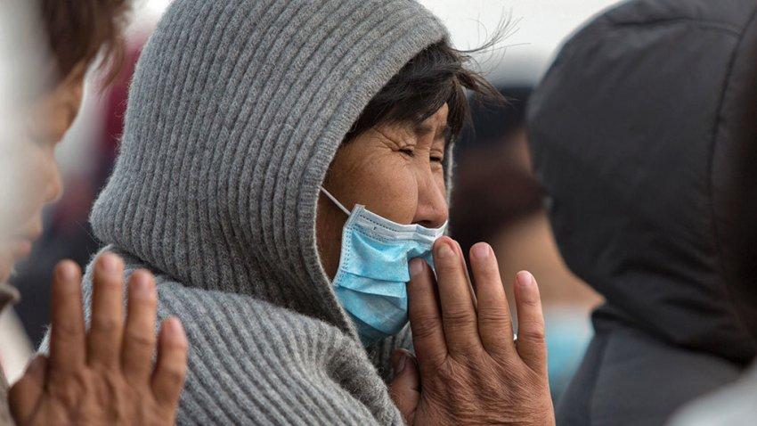 В Бурятии из-за активного распространения коронавируса вводят двухнедельный локдаун