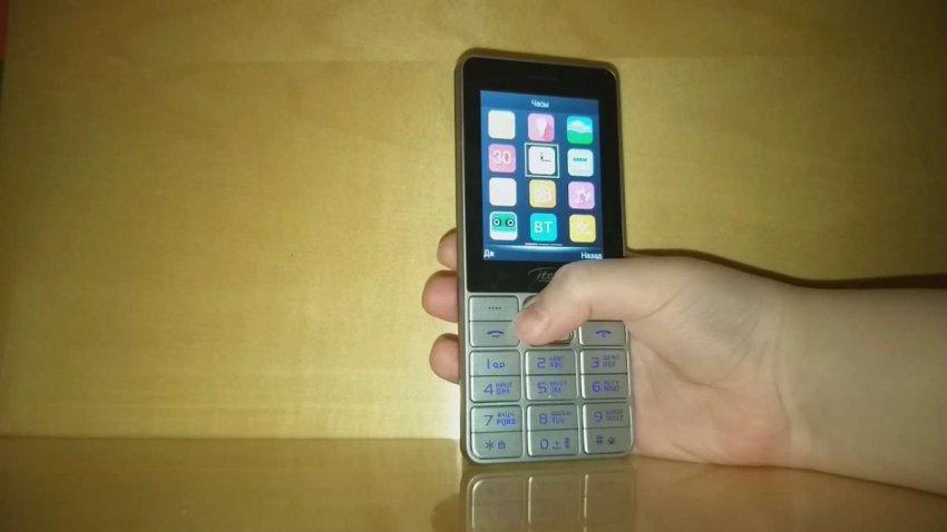 Кнопочные мобильные телефоны Itel. Топ лучших предложений