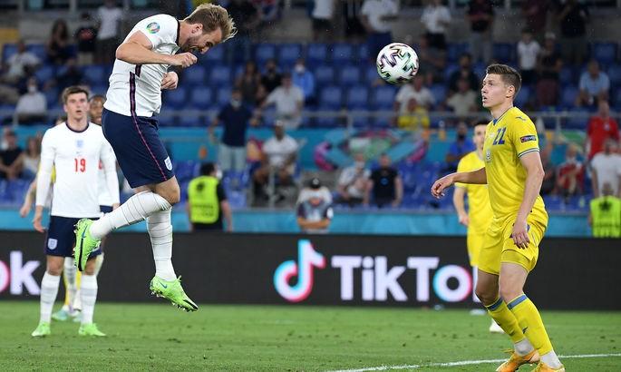 В Риме 3 июля 2021 года состоялся поединок четвертьфинала ЕВРО 2020 Украина — Англия