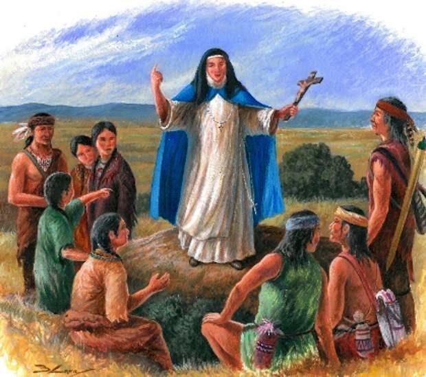 Странное дело телепортирующейся монахини