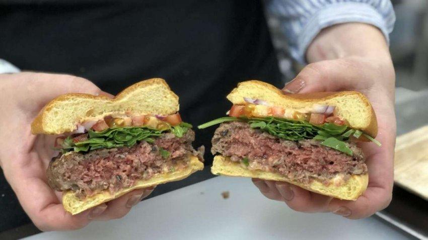 Гамбургеры на растительной основе: следует ли считать их нездоровой пищей?