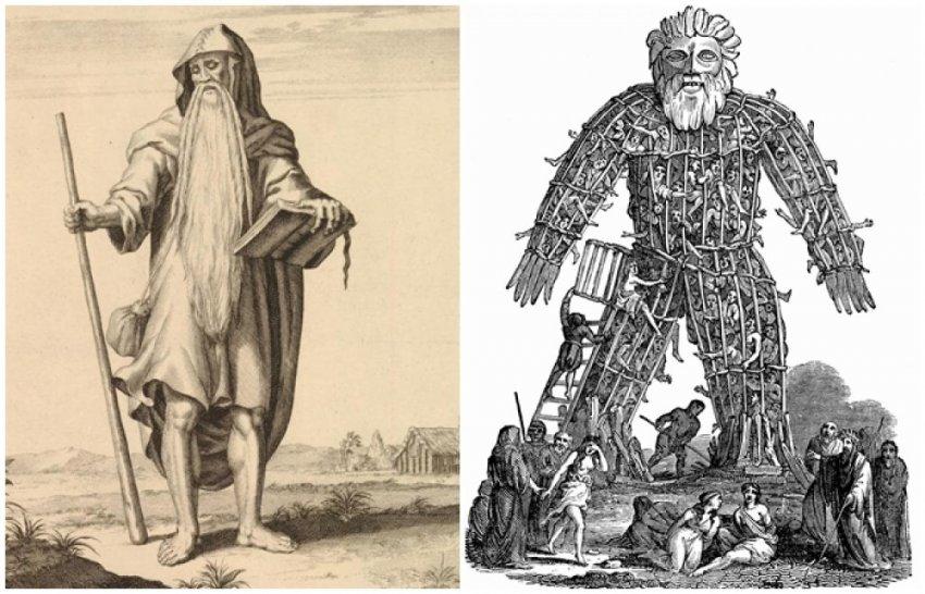 Что нам известно о древних Друидах