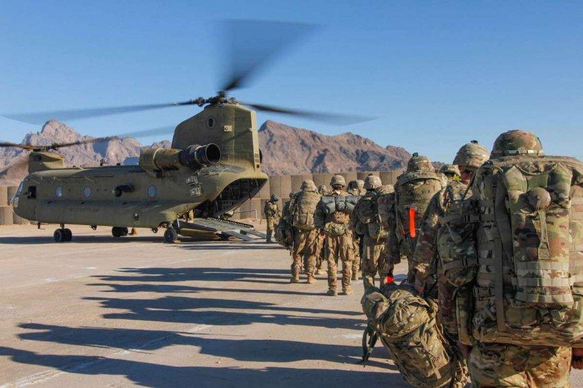 Афганистан: два десятилетия помощи НАТО ставят несостоявшееся и расколотое государство на грань гражданской войны