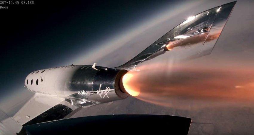 С первым полетом Брэнсона космический туризм набирает обороты