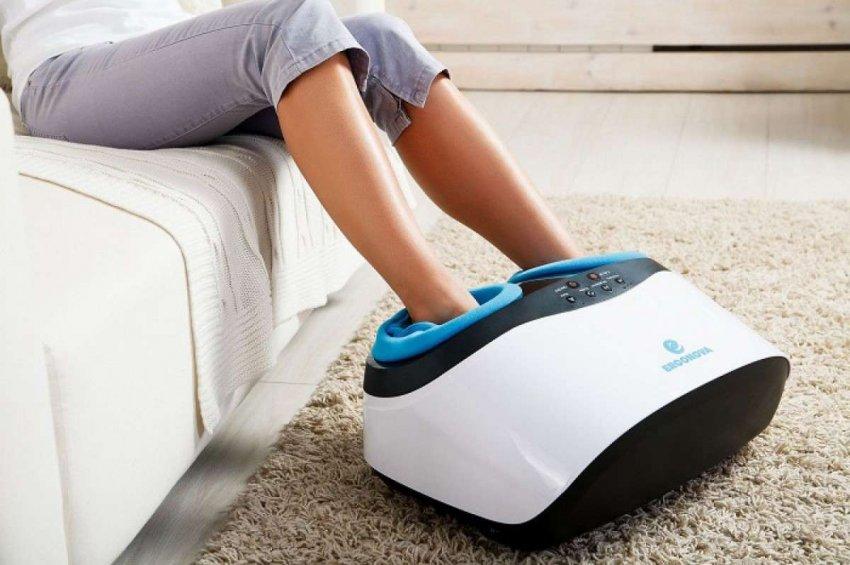 Вибромассажеры для ног. Топ лучших предложений
