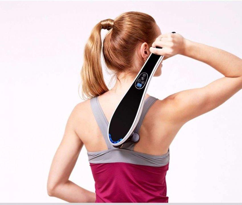 Вибромассажеры для спины. Топ лучших предложений