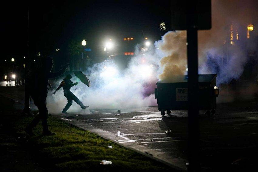 Южная Африка в огне: спонтанная вспышка или восстание?