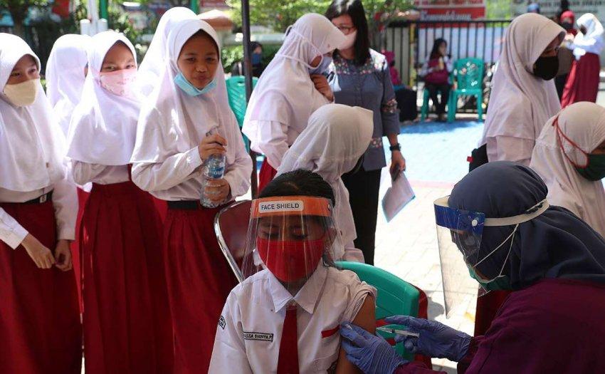 В Индонезии зафиксирован самый высокий рост числа случаев COVID-19