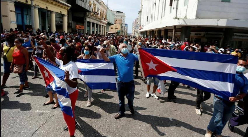 Массовые протесты на Кубе: влияние COVID и экономических санкций