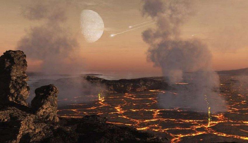 Земля испытывала ошеломляющие столкновения с огромными космическими телами гораздо чаще, чем мы думали