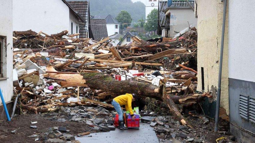 Катастрофическое наводнение в Европе было предсказано заранее. Что пошло не так?