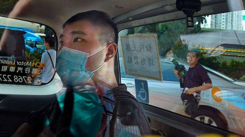 Приговор протестующему против демократии в Гонконге создает суровый прецедент для закона о национальной безопасности