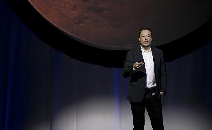 Космическая гонка миллиардеров