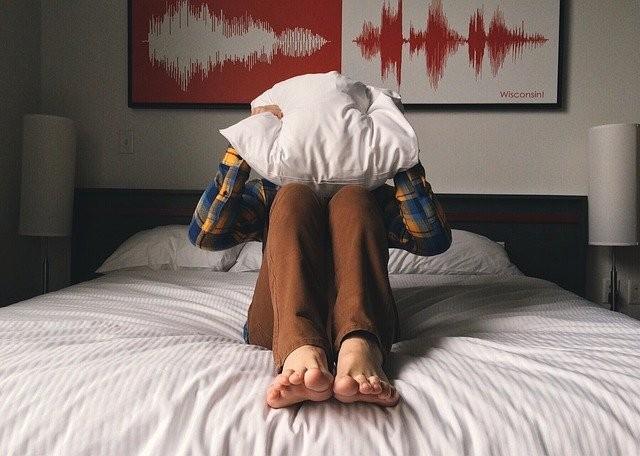 «Что-то под моей кроватью»