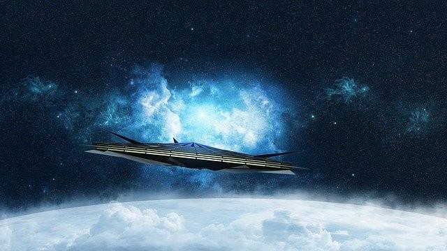 Как американец заснял НЛО рядом с военной ракетой и его заставили молчать об этом