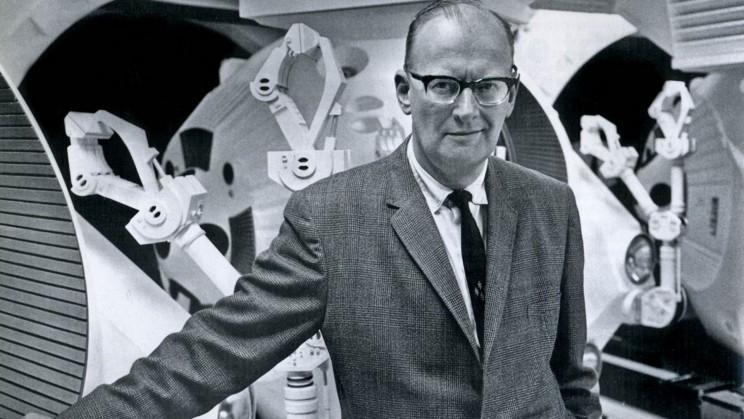 Артур Кларк: фантаст предсказывавший будущее