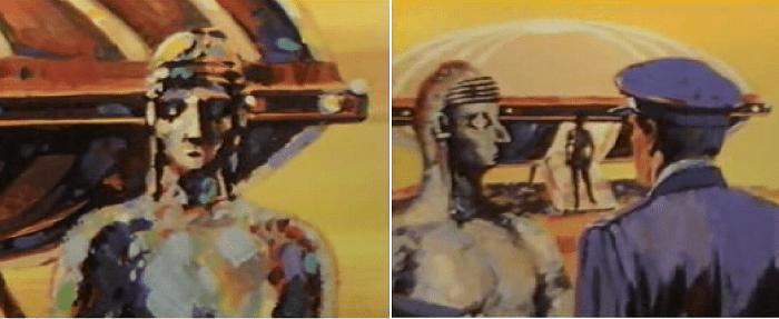 Загадка утерянной видеозаписи с высадкой пришельцев на авиабазе США