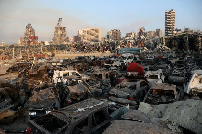 Ливан: через год после взрыва в Бейруте