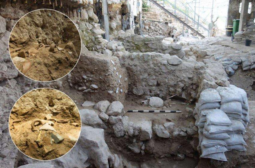 Археологи обнаружили в Иерусалиме следы землетрясения, описанного в Библии