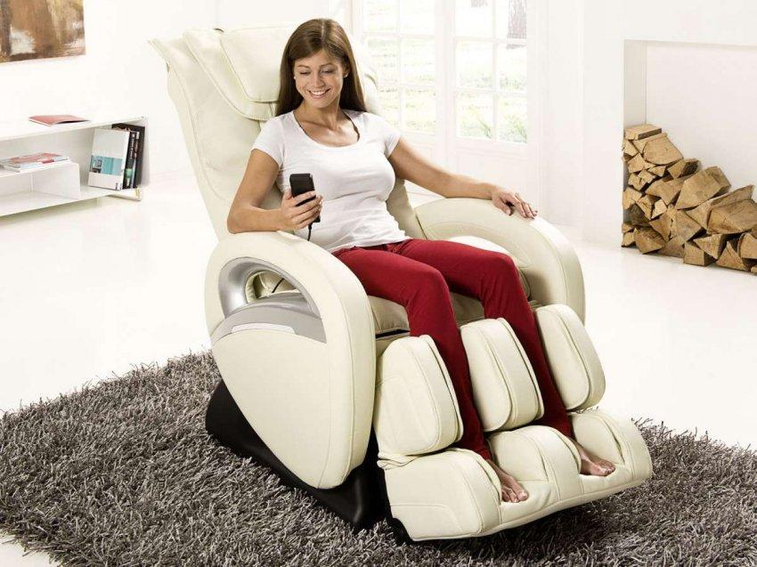 Массажные кресла. Топ лучших предложений