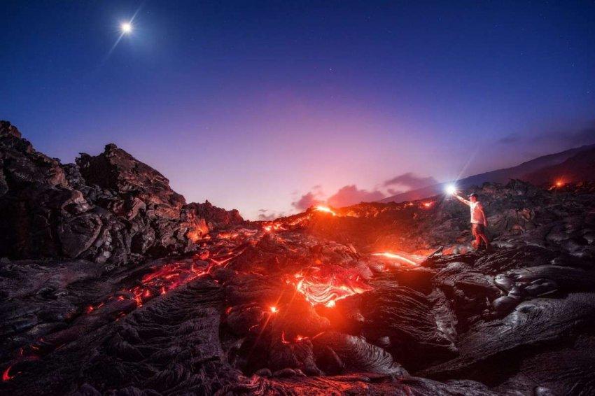 Окна в Империю Вулканов: привлекательность и угроза вулканических кратеров
