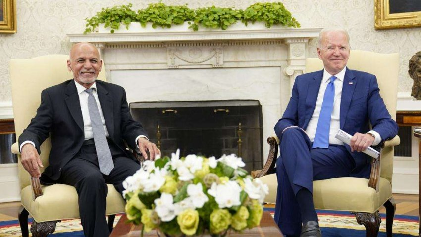 Как Джо Байден подвел народ Афганистана и подорвал доверие к США во всем мире