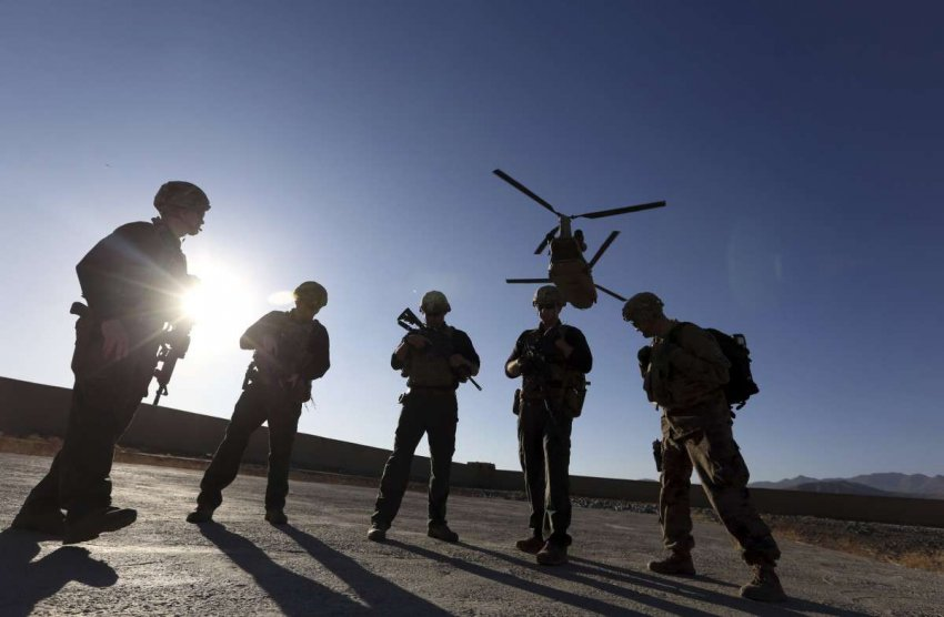 Почему военная сверхдержава потерпела поражение в Афганистане?