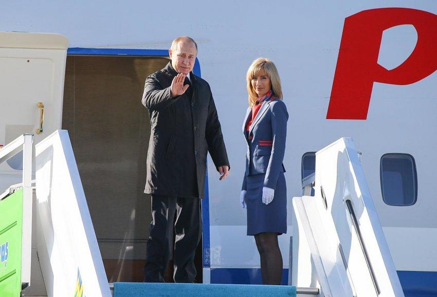 Что нам известно про самолёт президента