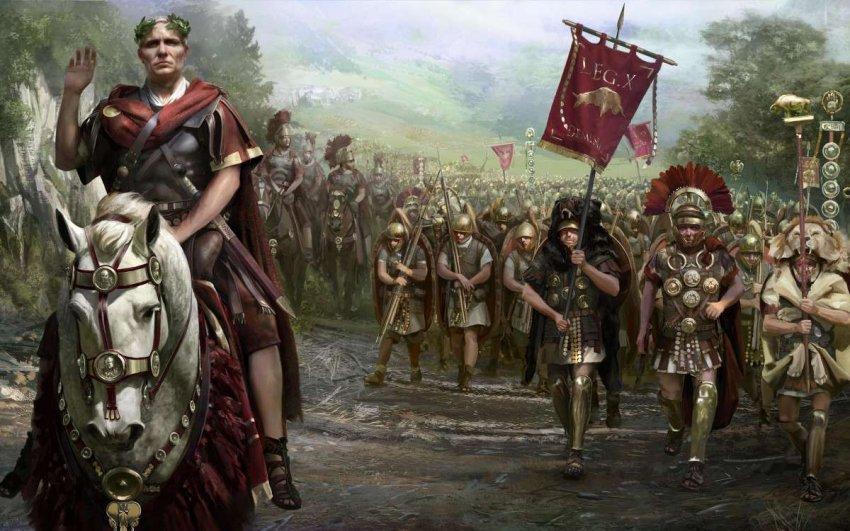 Девятый легион: куда исчезли 5400 элитных римских легионеров?