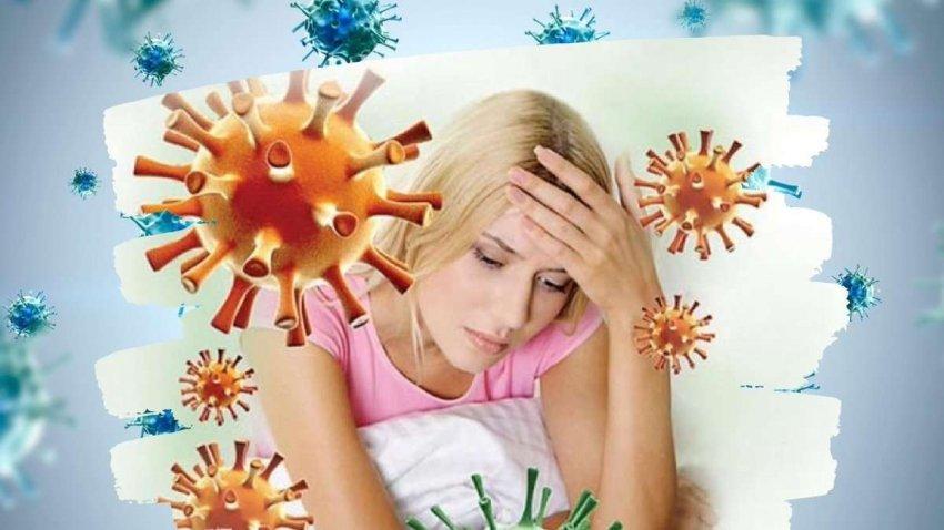 Почти половину госпитализаций из-за COVID-19 составляют люди с ослабленным иммунитетом