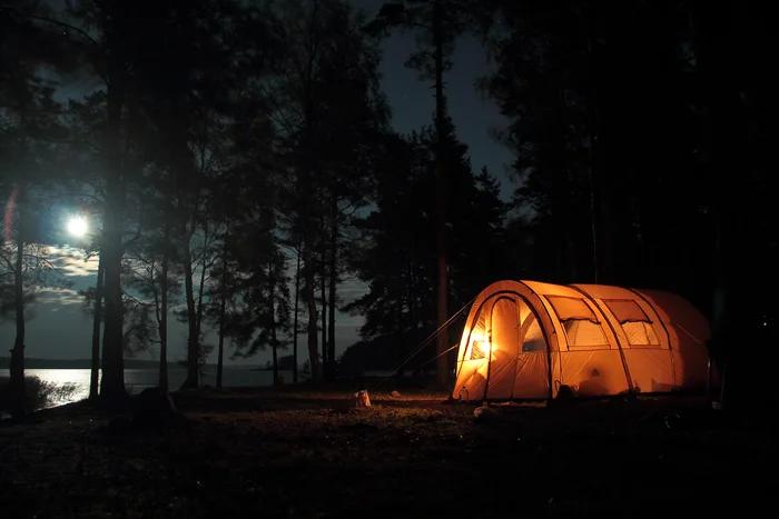ТОП лучших кемпинговых палаток