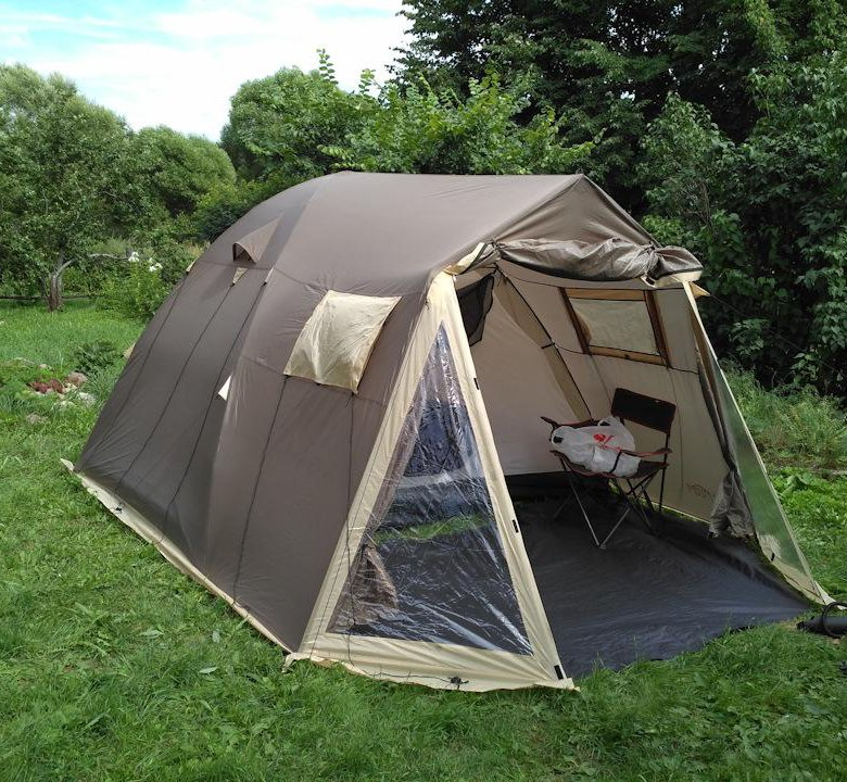 Топ 10 лучших пятиместных туристических палаток