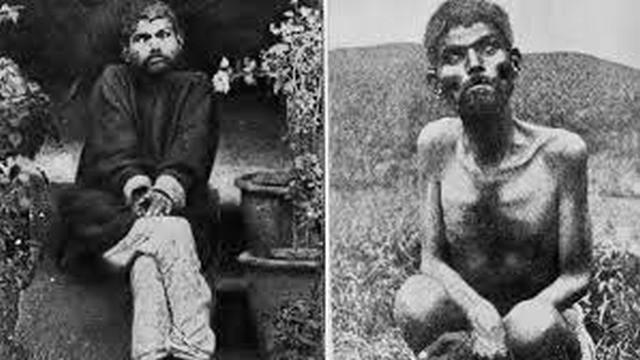 История Дины Саничара - мальчика-волка, ставшего прообразом Маугли