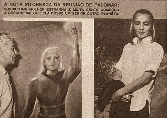 Загадка Долорес Барриос: Инопланетянка с Венеры?