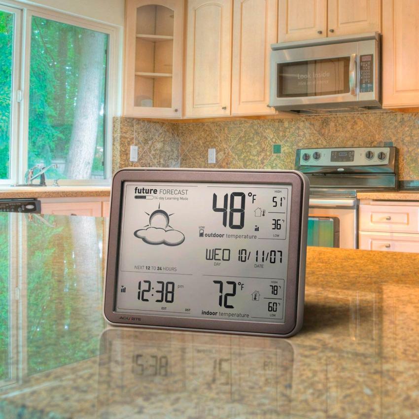 Рейтинг 10 лучших метеостанций для дома