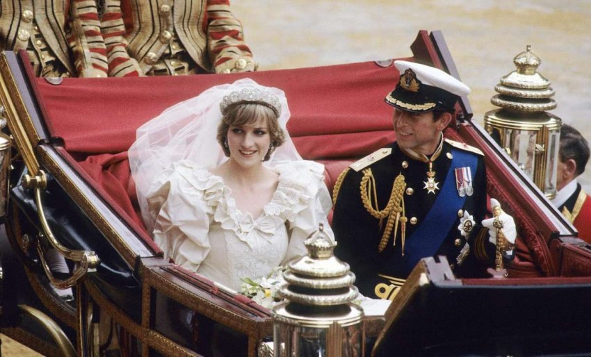 Принц Чарльз и принцесса Диана: сказка без счастливого конца