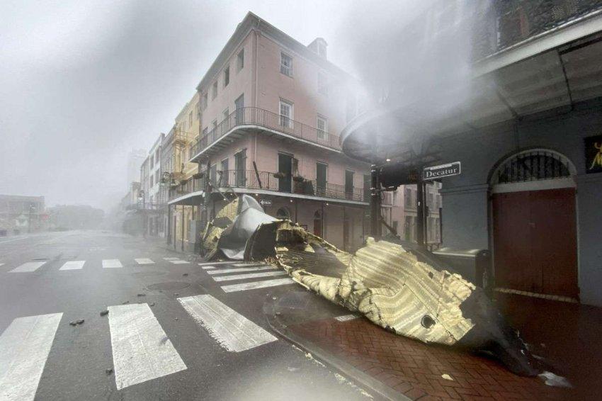 Причины, которые позволили урагану Ида превратиться в настоящего монстра
