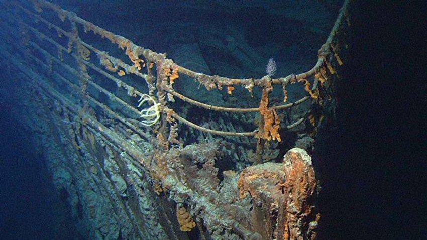 Сокровища Титаника: будет ли когда-нибудь поднят океанский лайнер?