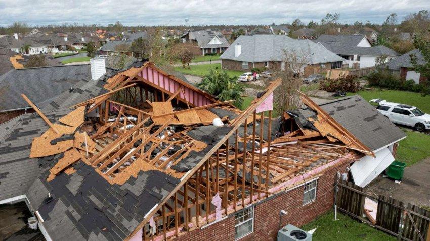 Ураган Ида как усиление воздействия изменения климата после Катрины