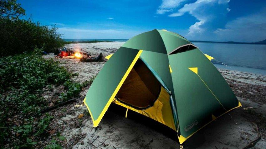 Топ 10 лучших трехместных туристических палаток