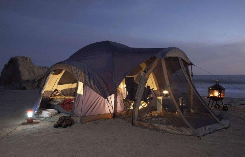 Рейтинг лучших палаток до 20000 рублей