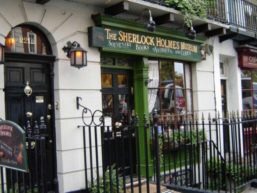 Самый известный лондонский адрес во времена Шерлока Холмса вообще не существовал
