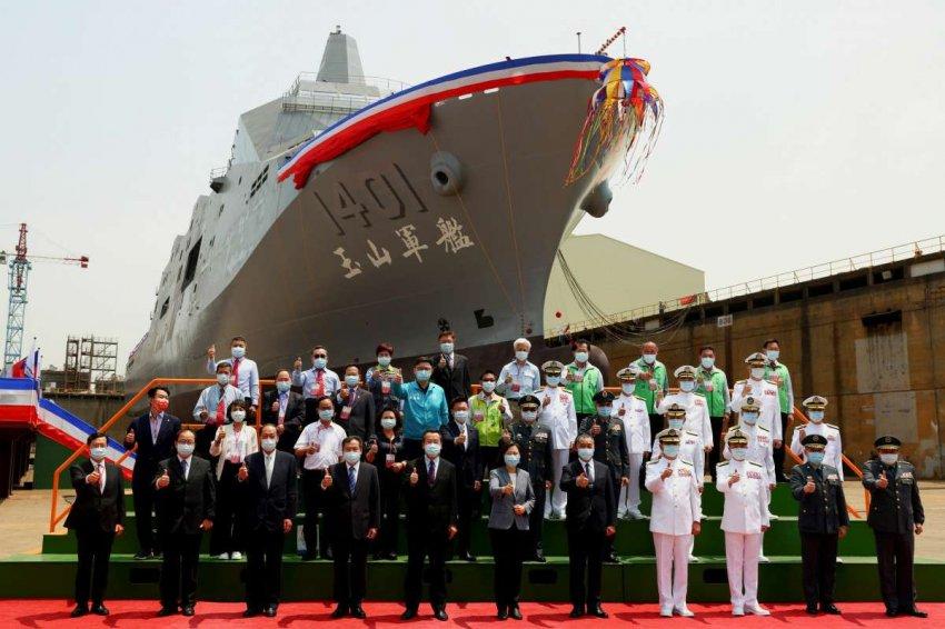 Вывод войск из Афганистана заставил Тайвань обдумывать свой союз с США, а Китай усиливает давление